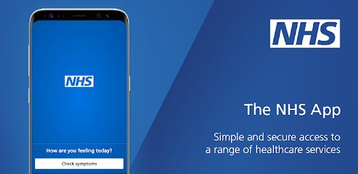 Download the NHS app